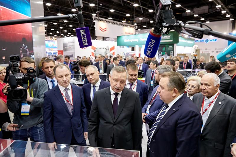 Потенциал архангельских судостроительных компаний представлен на выставке в Санкт-Петербурге